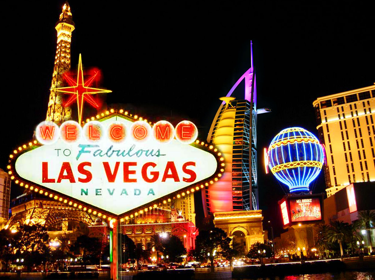 What I learnt in Las Vegas !