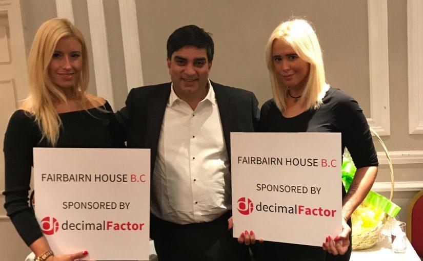 Decimal Factor announces 2-year partnership with FairbairnBC